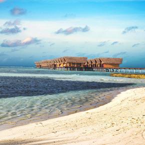 Viešbutis Adaaran Select Hudhuranfushi ***+