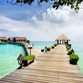 Viešbutis Gangehi Island Resort ****+