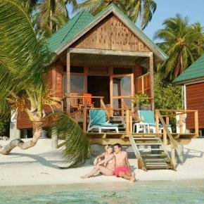 Viešbutis Meeru Island Resort & SPA ****+